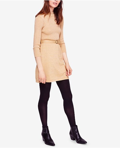 368eac4b86a Free People French Girl Contrast Mini Dress   Reviews - Dresses ...