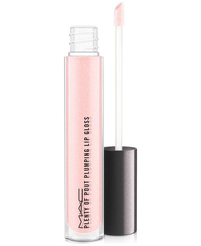 MAC Plenty Of Pout Plumping Lip Gloss