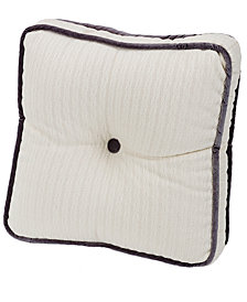 """Tufted 18""""x18"""" Boxed Pillow"""