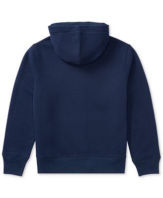 Polo Ralph Lauren Ralph Lauren Big Boys Full Zip Hoodie Sweaters