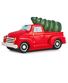 Martha Stewart Collection Truck Cookie Jar, Created for Macy's