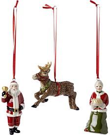 Christmas Toys  North Pole Express 3-Pc Train Decor