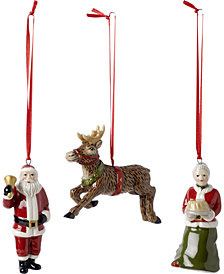 Villeroy & Boch Christmas Toys  North Pole Express 3-Pc Train Decor