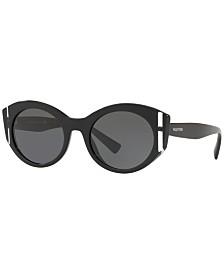 Valentino Sunglasses, VA4039 53