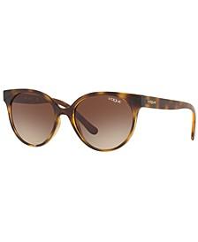 Eyewear Sunglasses, VO5245S 53
