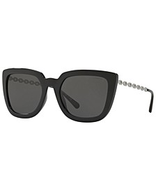 Sunglasses, HC8258U 56 L1064, Created for Macy's