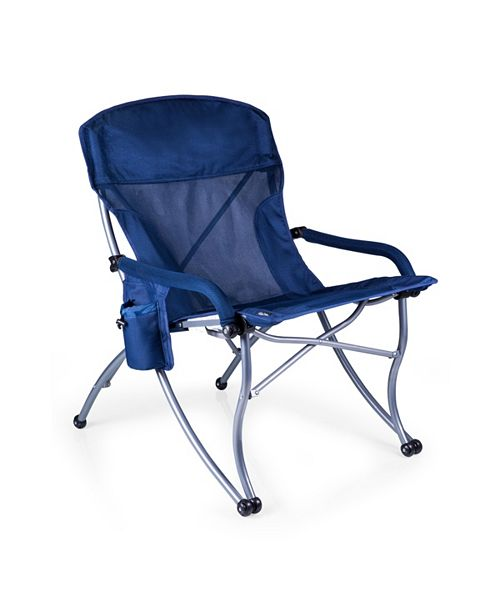 Picnic Time Oniva™ by Navy PT-XL Camp Chair