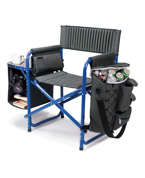 Picnic Time Oniva™ by Blue Fusion Backpack Chair with Cooler