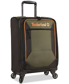 "Timberland Campton 19"" Carry-On Lightweight Spinner Suitcase"