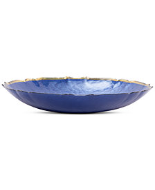 VIETRI Pastel Glass Medium Bowl