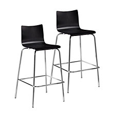 Holly & Martin Blence Bar Stool (Set Of 2), Quick Ship