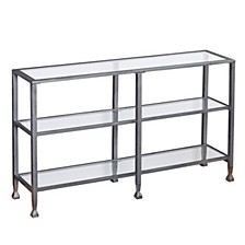 Jaymes 3-Tier Console Table