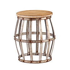 Mencino Accent Table, Quick Ship