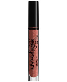 NYX Professional Makeup Lip Lingerie Glitter