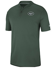Nike Men's New York Jets Elite Coaches Polo 2018