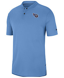 Nike Men's Tennessee Titans Elite Coaches Polo 2018