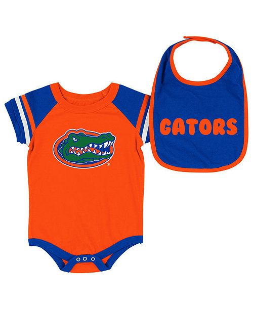 7a9860f1 Florida Gators Onesie & Bib Set, Infants (0-9 Months)
