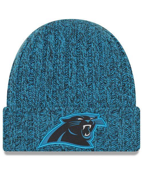 New Era Women s Carolina Panthers On Field Knit Hat - Sports Fan ... 2889f1963ae