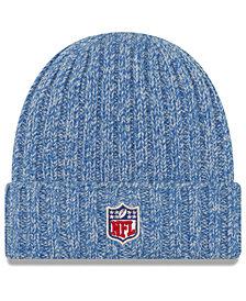 New Era Women's Detroit Lions On Field Knit Hat