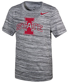 Nike Iowa State Cyclones Velocity Travel T-Shirt, Big Boys (8-20)