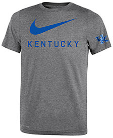Nike Kentucky Wildcats Legend DNA T-Shirt, Big Boys (8-20)