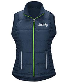 G-III Sports Women's Seattle Seahawks First Down Vest