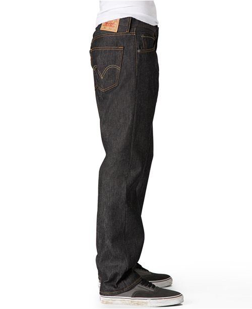 elegant shoes united states 100% authentic Levi's Men's Big & Tall 501 Original Shrink to Fit Jeans & Reviews ...