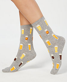 Hot Sox Women's Beer Socks