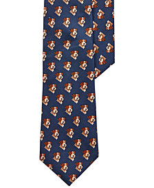 Lauren Ralph Lauren Men's Printed Silk Tie