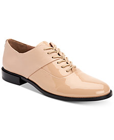 Calvin Klein Aracely Oxfords