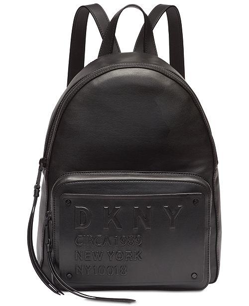 361641a22467 ... DKNY 10018 Logo Backpack