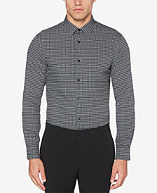 Perry Ellis Men's Slim-Fit Stretch Shirt