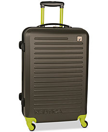 "Nautica Tide Beach 28"" Hardside Spinner Suitcase"