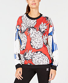 adidas Originals Printed Sweatshirt