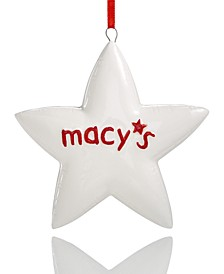 Collectible Star Balloon Ornament, Created for Macy's