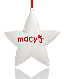 Macy's Collectible Star Balloon Ornament, Created for Macy's
