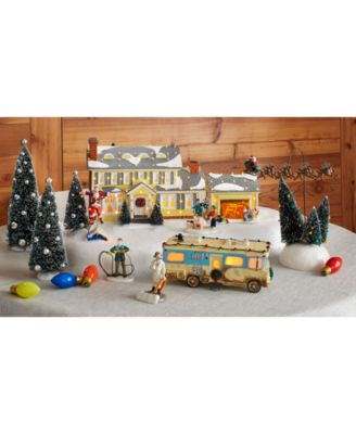 this item is part of the department 56 national lampoons christmas vacation snow village collection