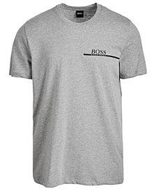 Hugo Boss Men's Cotton Logo T-Shirt