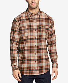 G.H. Bass Mens Fireside Flannel Shirt