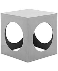 Gunnar Aluminum Stool