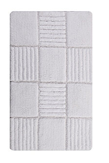 Chakkar Board 17x24 Cotton Bath Rug
