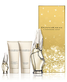 Donna Karan Cashmere Mist Cashmere Essentials Set, A $179 Value