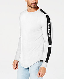G-Star RAW Men's Swando Logo T-Shirt