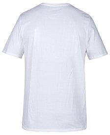Hurley Men's Brush Set Graphic T-Shirt