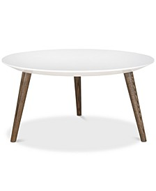Josiah Round Lacquer Table