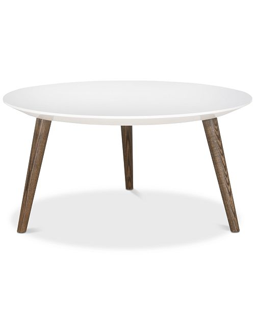 Safavieh Josiah Round Lacquer Table