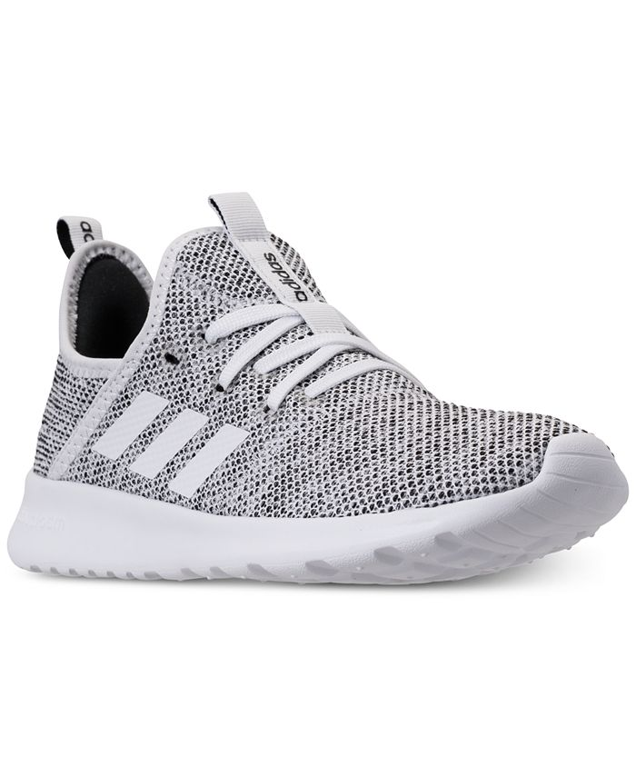 adidas Women's Cloudfoam Pure Running Sneakers from Finish Line ...