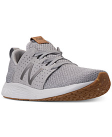 New Balance Women's Fresh Foam Sport Running Sneakers from Finish Line