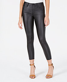 STS Blue Emma Coated Skinny Jeans