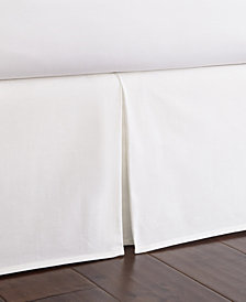 "Nautical Board Bedskirt 15"" Drop Twin/Twin-XL"